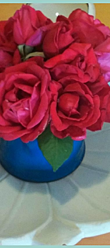 סידור עם פרחים