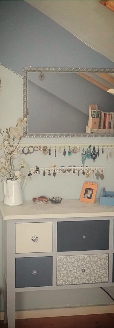 פינת תכשיטים- עיצוב ושיפוץ