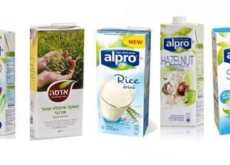 על תחליפי חלב צמחיים