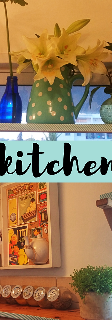 מטבח- סידור ועיצוב