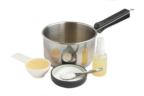 Lemon sugar sealant by Henn Planet in Toronto (www.hennaplanet.ca)