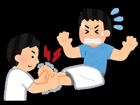 強もみ、強押しは体に悪い?