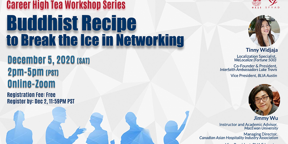 A Buddhist Recipe to Break the Ice in Networking
