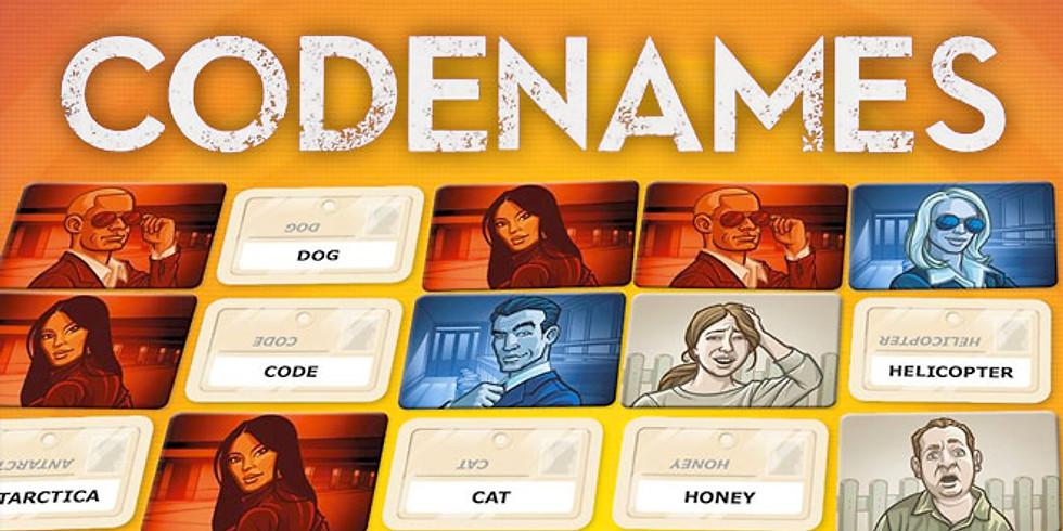Virtual Game - Codenames!