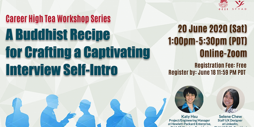 A Buddhist Recipe for Crafting a Captivating Interview Self-Intro