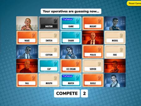 Virtual Game Saturday - Codenames!