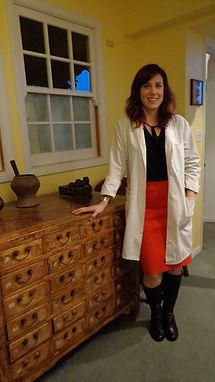 Picture of practitioner, Kara Romanko