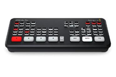 Video Switcher Blackmagic ATEM Mini