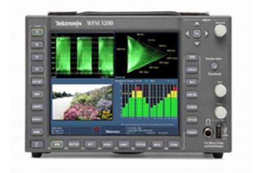 Waveform Monitor Tektronix 5000