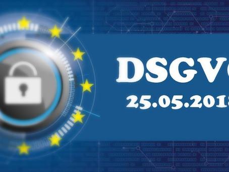 EU-Datenschutz-Grundverordnung (DSGVO) startet heute mit Kontrolle