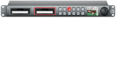 Blackmagicdesign HyperDeck Studio Pro 2