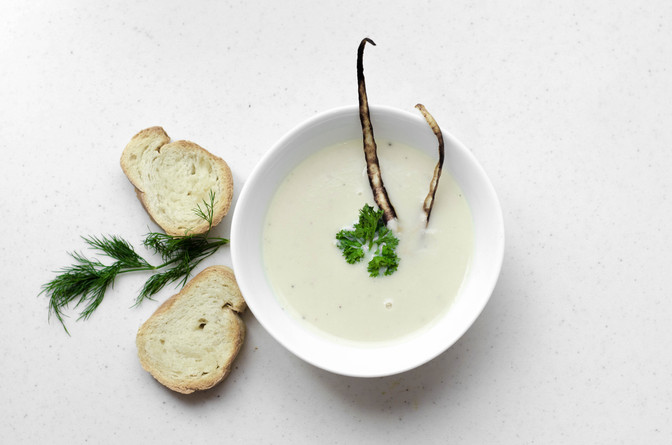 Stay Warm this Winter with Parsnip Soup!