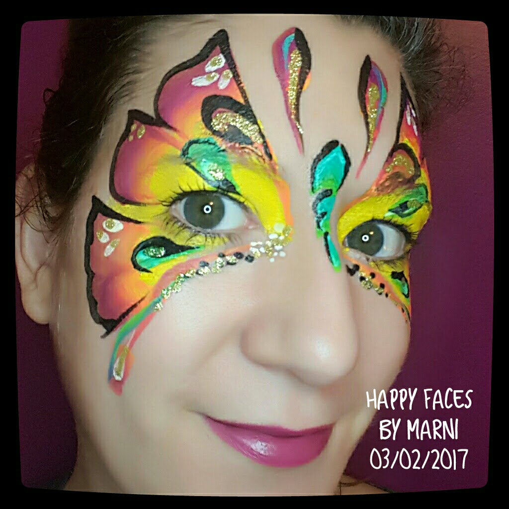 2 hours of Face Painting