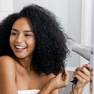 Yamoni How To Condition Natural Black Textured Hair Type 3 4