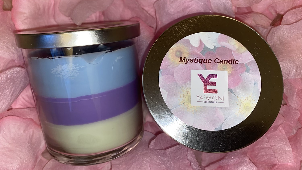 Mystique Soy Wax Candle
