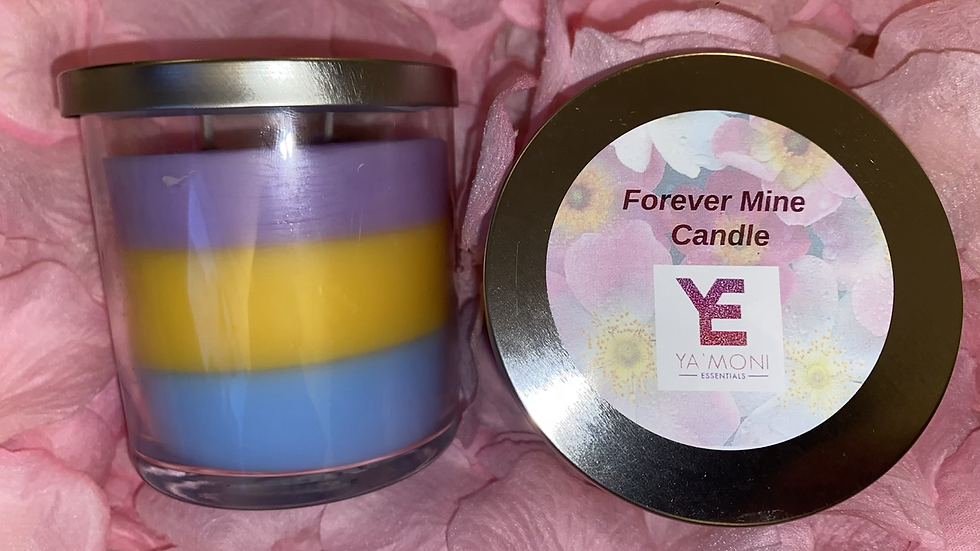 Forever Mine Soy Wax Candle
