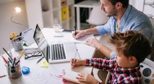 IO RESTO A CASA La famiglia tra: Home-schooling e Smart-working
