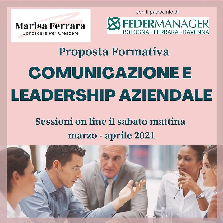 Comunicazione e Leadership Aziendale