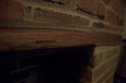 Oak Beam Lintel.