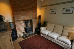 Georgian living room.