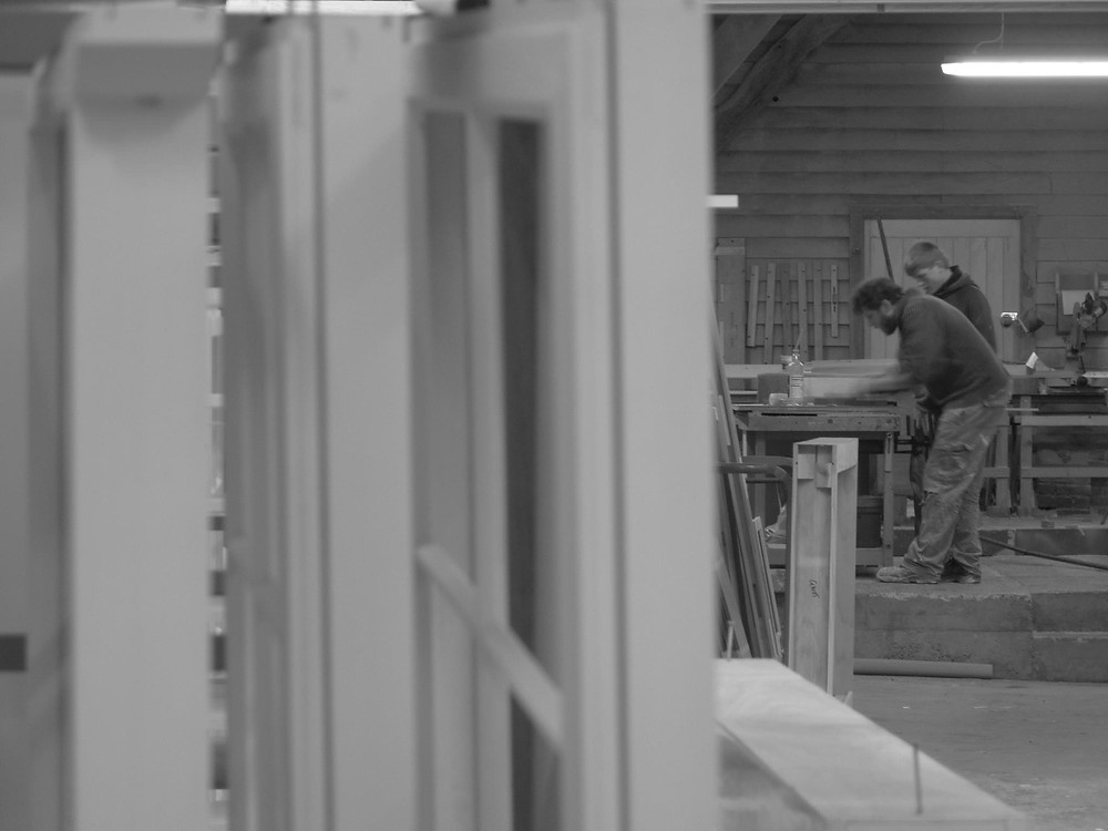 Bench Joinery
