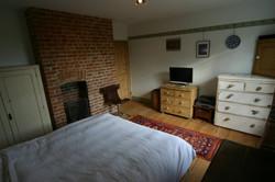 Georgian bedroom in Deal