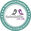 London wedding planner on the bridalfile.co.uk