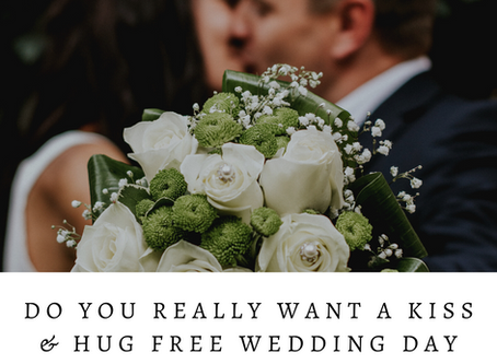 Do I postpone my Wedding? - COVID-19