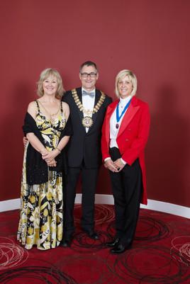 Mayor of Southend & Toastmaster