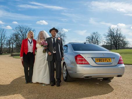 A Hylands Park Wedding