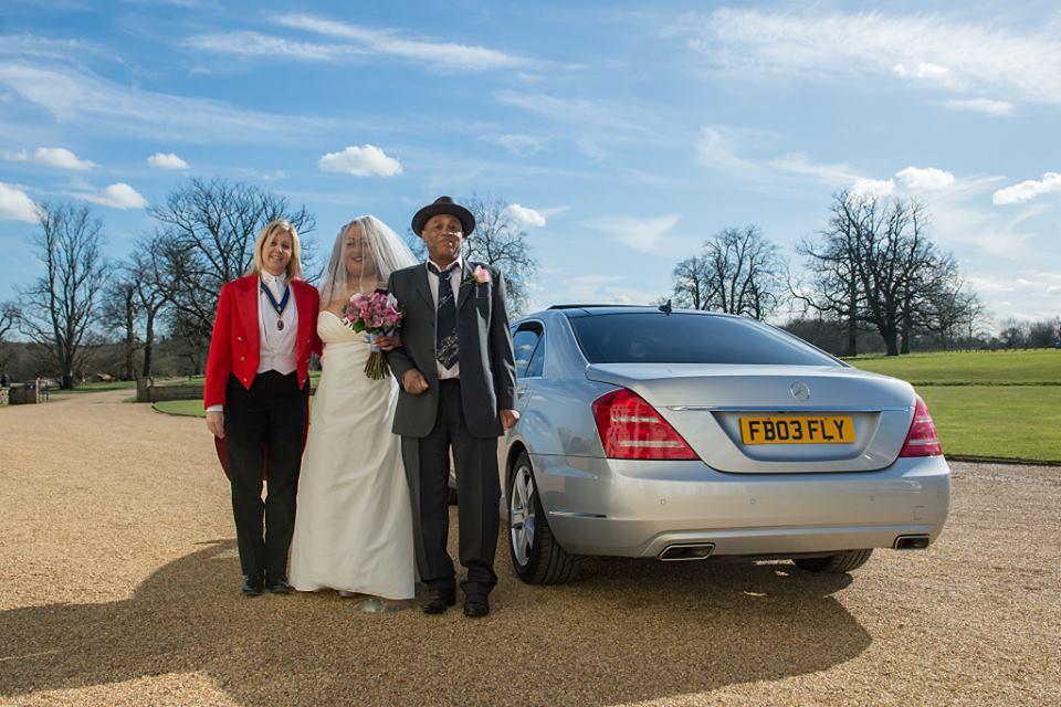 Toastmaster Wedding