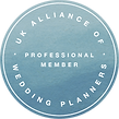 UKAWP Professional Member London Wedding Planner BusyBrides