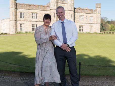 An English Castle Wedding!