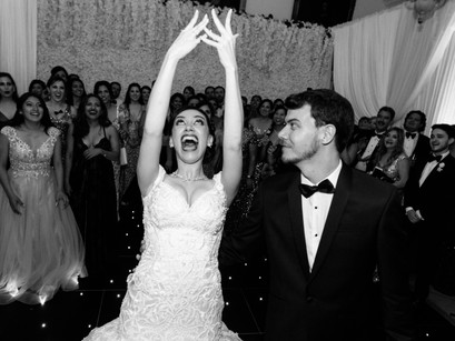 WEDDING TRADITIONS - WHY DO WE THROW THE BOUQUET?