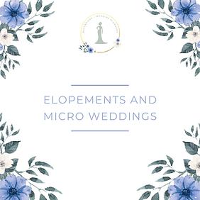 BusyBrides Elopements & Micro Weddings