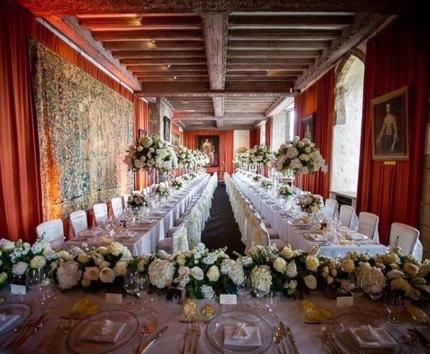 Leeds Castle Wedding Planner