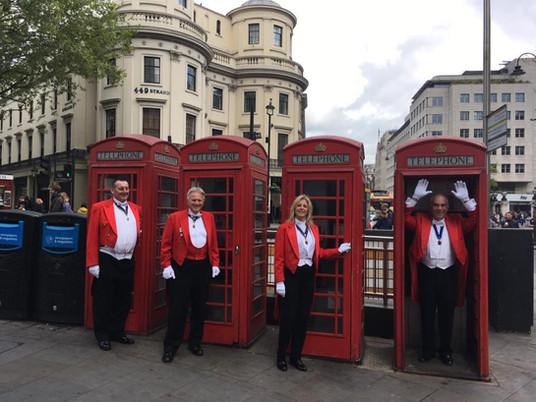 London Toastmasters