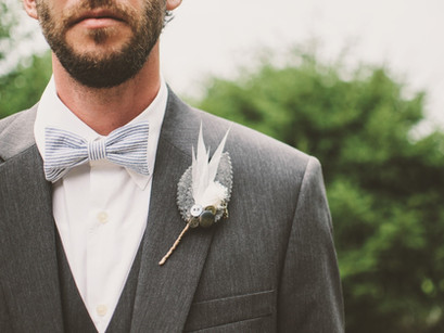 The fashionable groom:  your guide to the big day