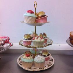 diy cake table