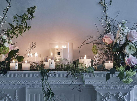 Have you considered bringing scents into your wedding day?