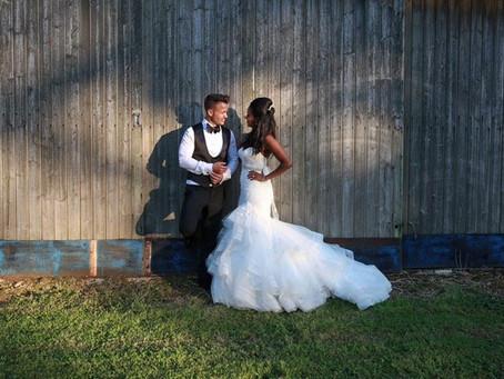 A Beautiful BusyBrides Wedding