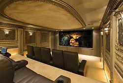 Home Cinema, Leather seats
