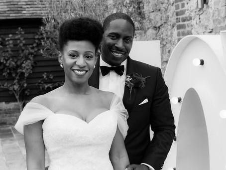 A beautiful Kent Wedding