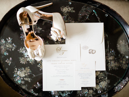 WHEN TO SEND OUT WEDDING STATIONERY
