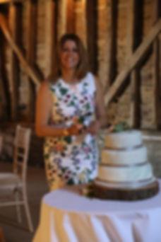 Sian Belton, Award Winning Wedding Planner