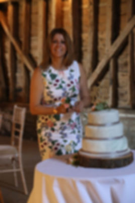 Sian Belton, Award Winning Wedding Planner and Toastmaster / Toastmistress