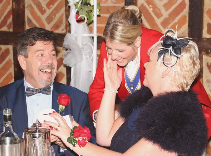 Wedding Toastmaster