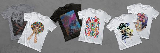 Inclusão Da Pessoa Com Deficiência é Tema De Coleção De Camisetas