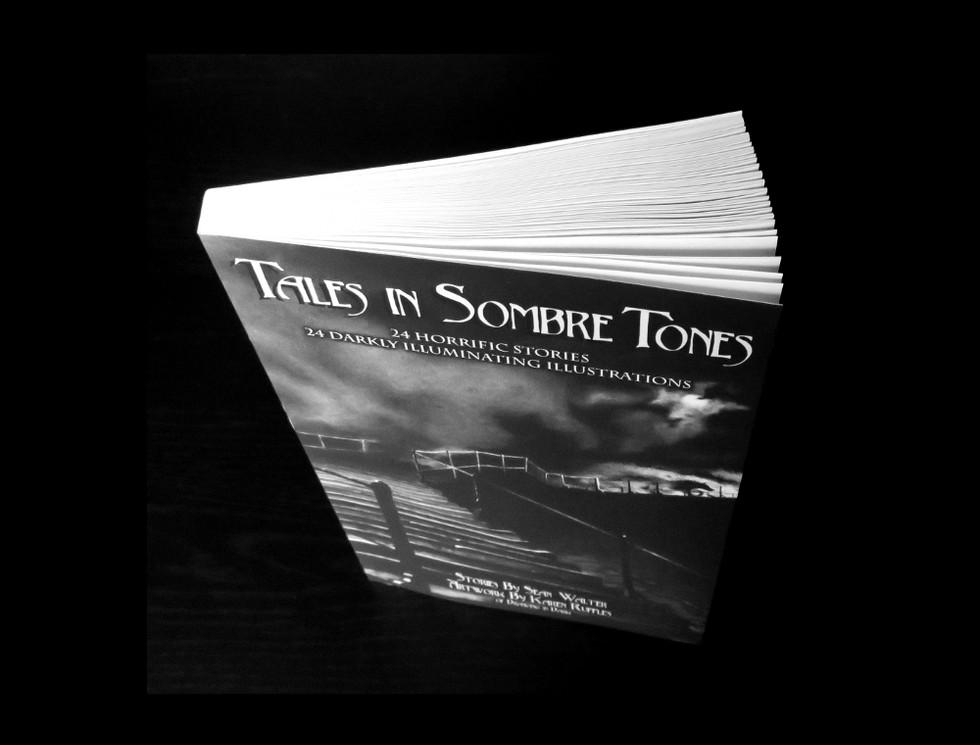 Tales in Sombre Tones book