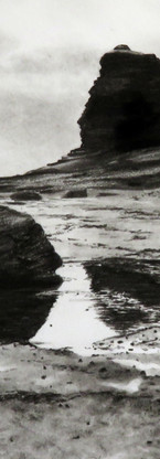Black Nab seascape